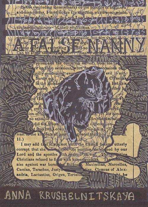 A False Nanny.  Poems.