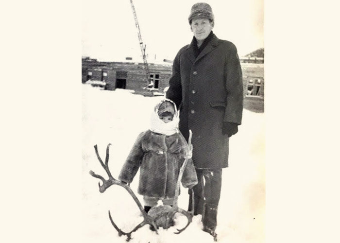 Margarita Meklina. The Arctic Circle
