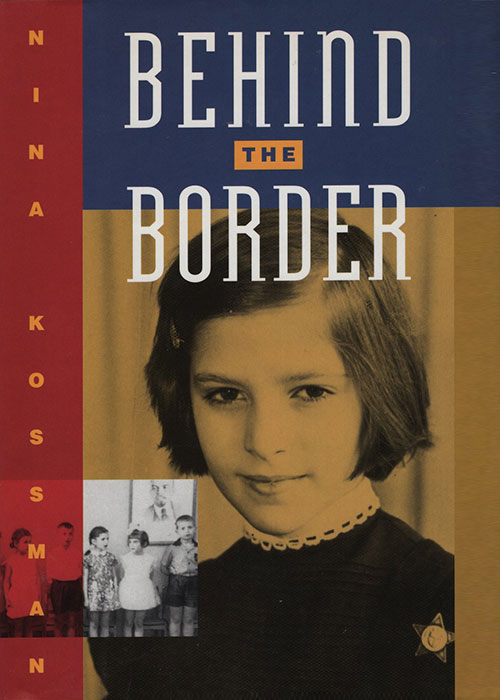 Behind the Border:  A Collection of Short Stories.