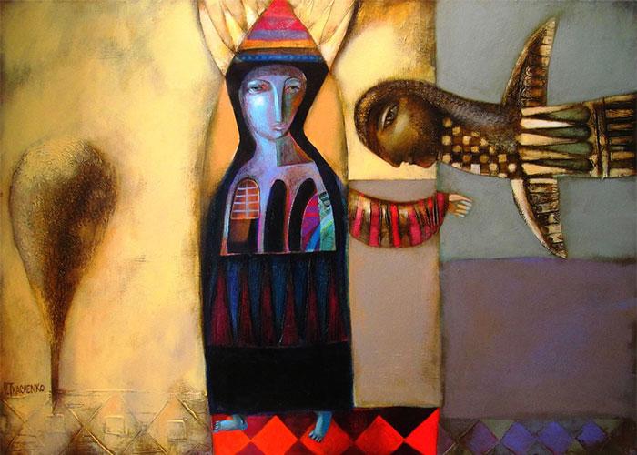 Works of Victor Tkachenko