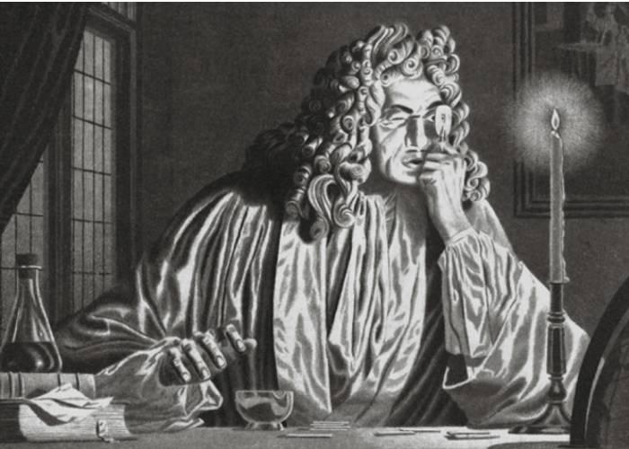 Val Votrin. Mynheer Leeuwenhoek's Needle
